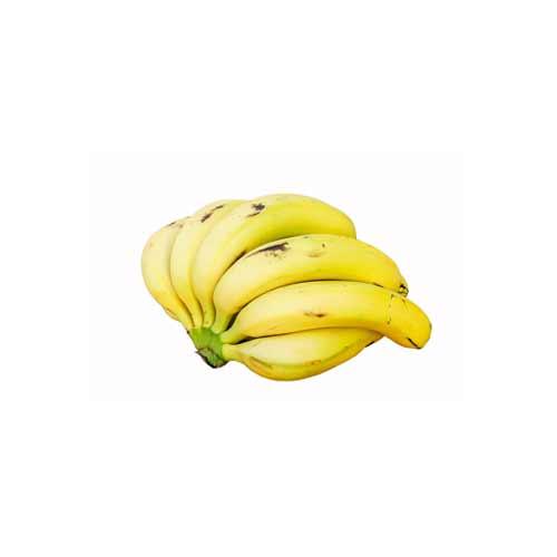 Fresh Banana / Sopri Kola, 8 Pieces