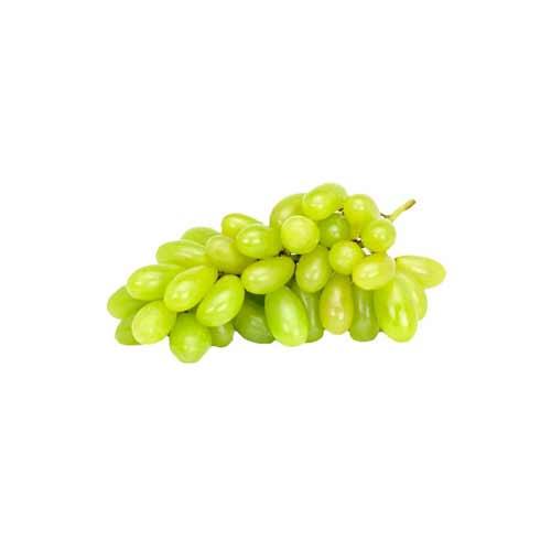 Fresh Green Grapes / Angur, 500gm