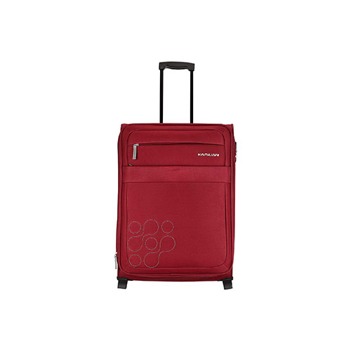 Kamiliant by American Tourister Zoya Ur Polyester 68 cms Softsided Check-in Luggage