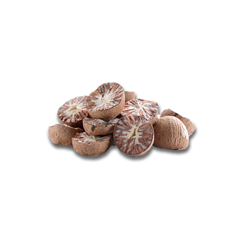 Betel Nuts / Areca Nuts / Kata Supari, Half Cut, 200g