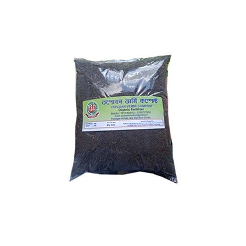 Vermi Compost 100% Organic Soil Fertilizer, Plant Nutrient