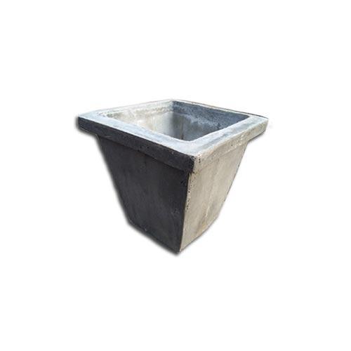 Indoor & Outdoor Gardening Flower Pot, Cement Material Pot