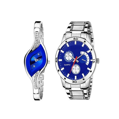 BHS1095, Classy Watches for Couple Combo Set